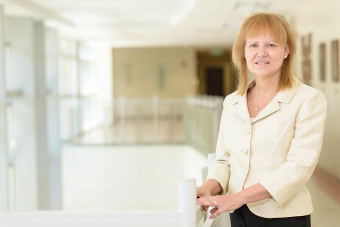 Dr. Debra Lyon, Executive Associate Dean/Thomas M. and Irene B. Kirbo Endowed Chair, Nursing