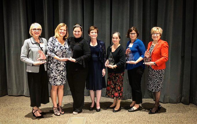 DMS Leadership Awards Recipients